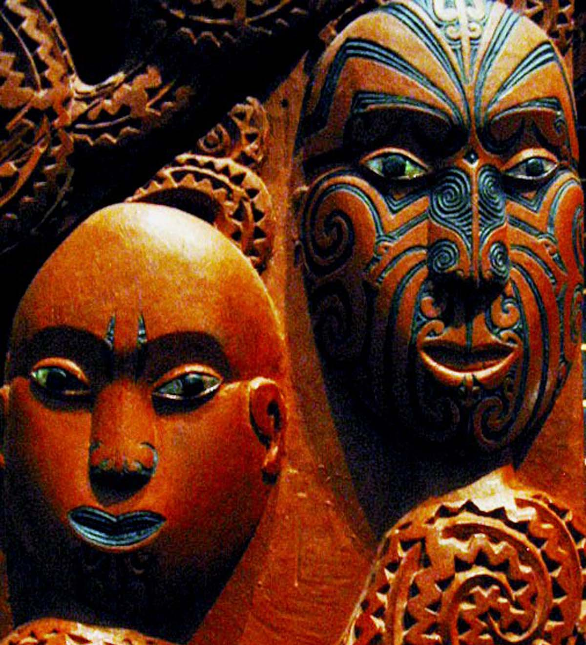 Maori Religion: Maori Culture - Susan Stockton